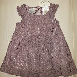 Kardashian Kids baby girl Lace Dress